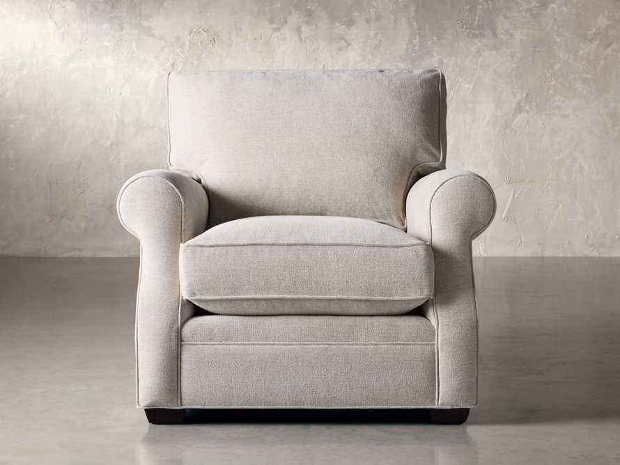 "Landsbury Upholstered 42"" Chair, slide 2 of 9"
