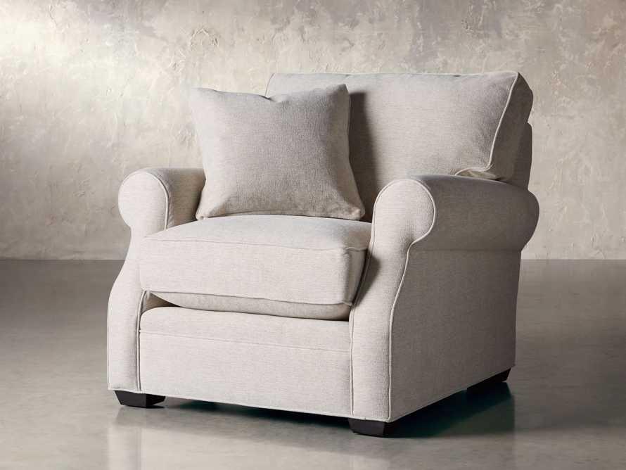 "Landsbury Upholstered 42"" Chair, slide 3 of 9"