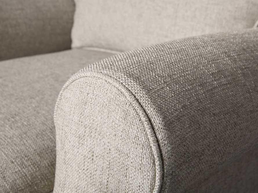 """Landsbury Upholstered 41"""" Swivel Chair"""