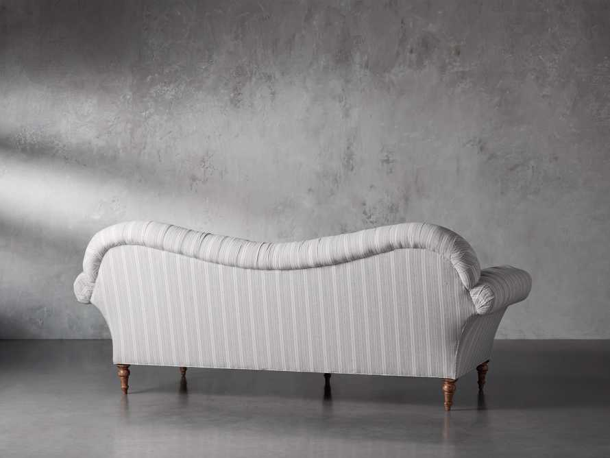 "Club Deep 96"" Tufted Upholstered Sofa"