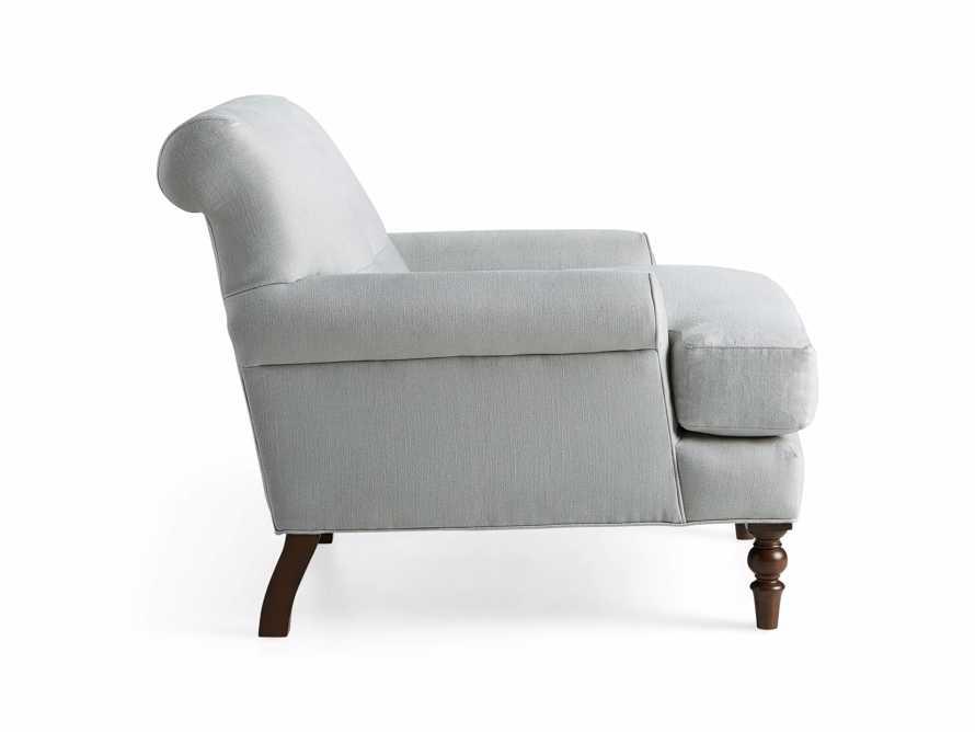 """Roslyn Upholstered 34"""" Chair"""