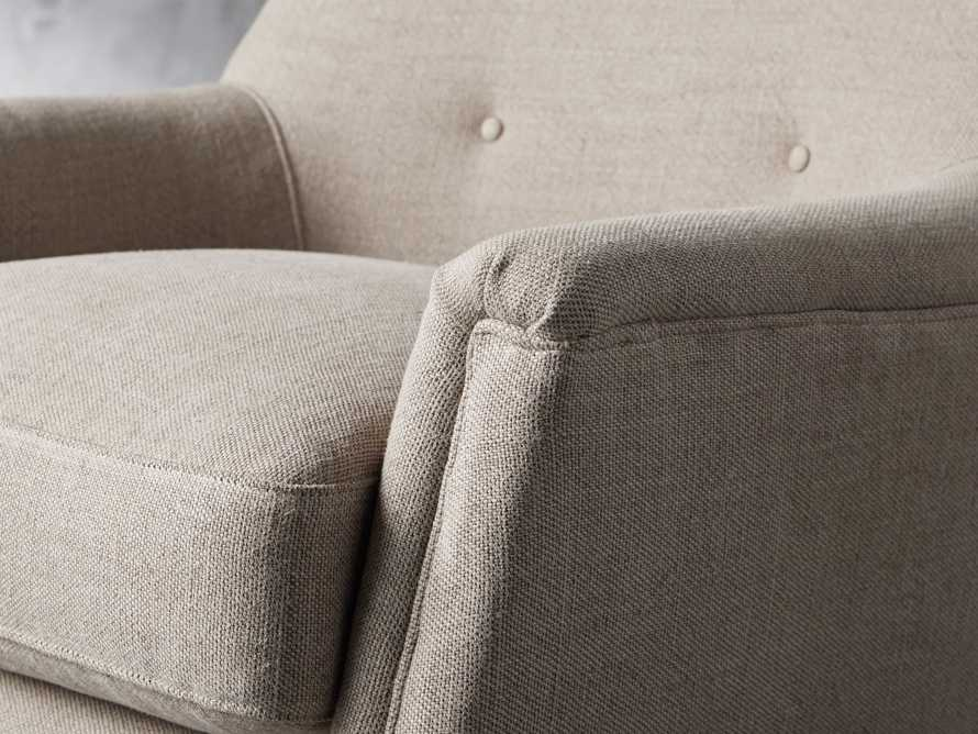 """Melrose Upholstered 30"""" Chair"""