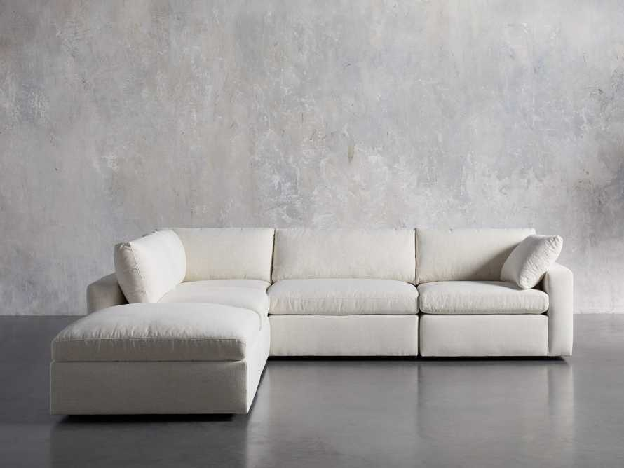 Beale Upholstered Right Arm Five Piece Sectional, slide 2 of 10