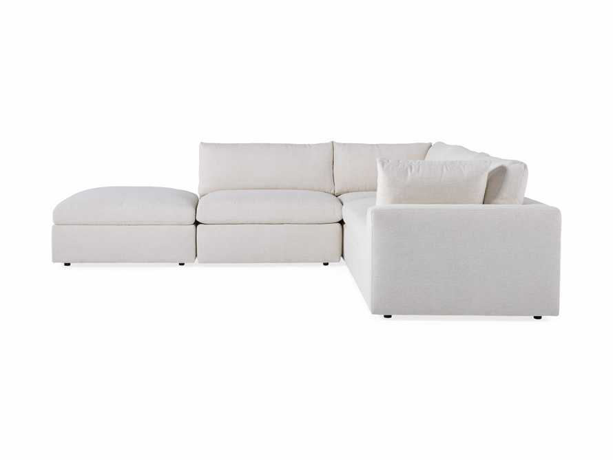 Beale Upholstered Right Arm Five Piece Sectional, slide 10 of 10