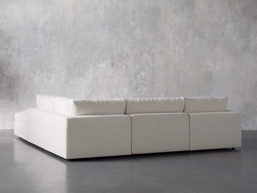 Beale Upholstered Left Arm Five Piece Sectional, slide 4 of 9