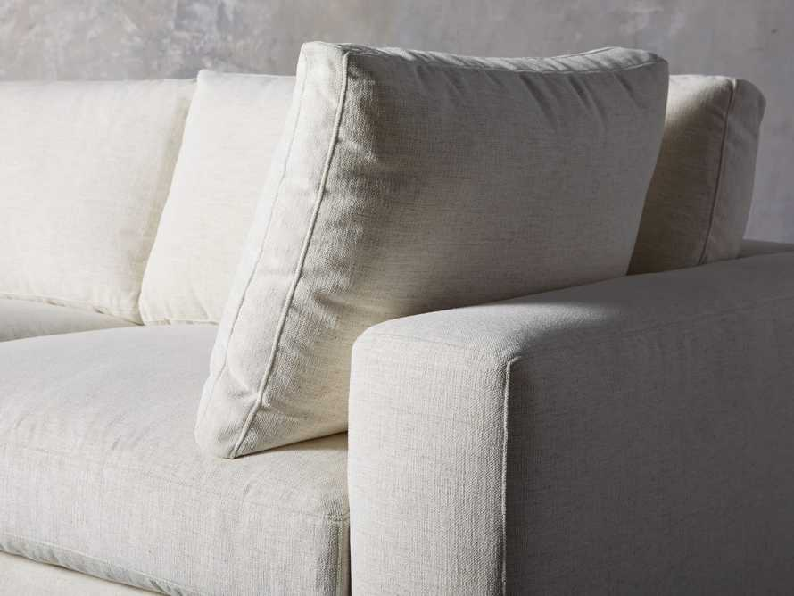 Beale Upholstered Left Arm Five Piece Sectional, slide 6 of 9