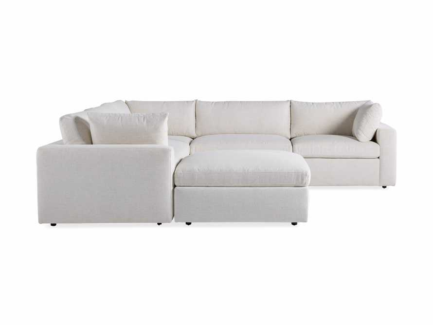 Beale Upholstered Six Piece Sectional, slide 7 of 7
