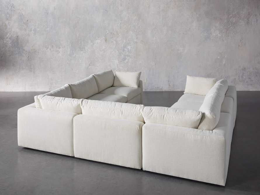 Beale Upholstered Seven Piece U-Shaped Sectional, slide 3 of 7