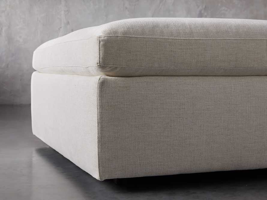 "Beale Upholstered 44"" Ottoman"