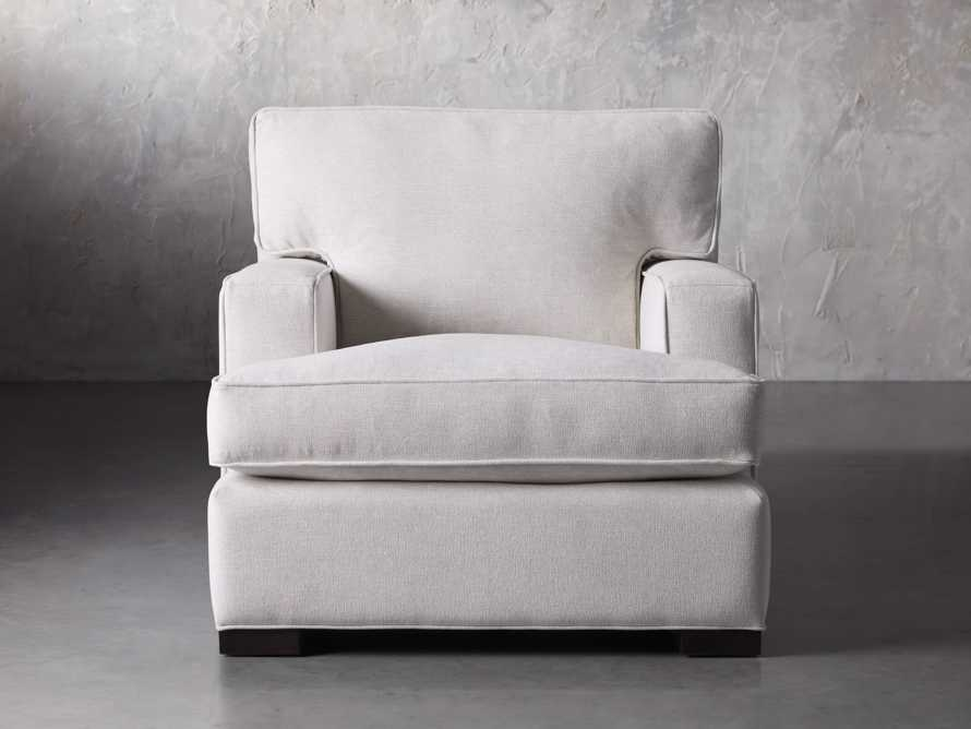 "Dune Upholstered 39"" Chair, slide 1 of 7"
