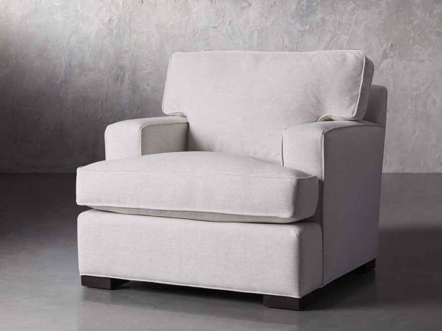 "Dune Upholstered 39"" Chair, slide 2 of 7"