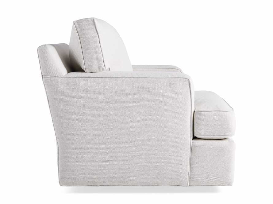 "Dune Upholstered 39"" Swivel Chair"