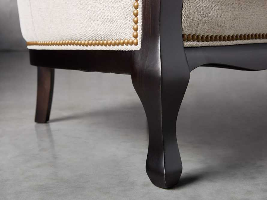 """Catania 28"""" Upholstered Chair"""