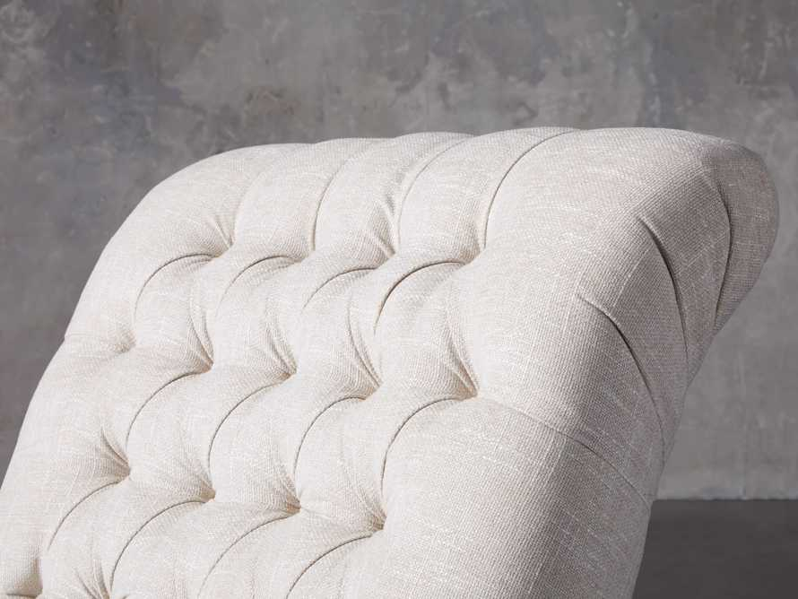 """Audrey Upholstered 34"""" Chaise"""