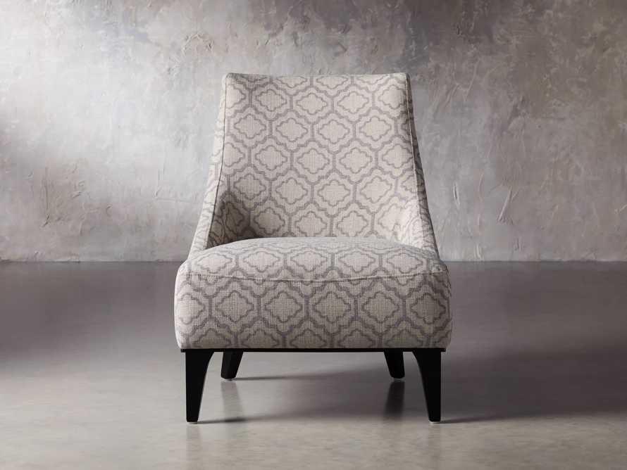 """Georgina Upholstered 28"""" Chair, slide 1 of 10"""