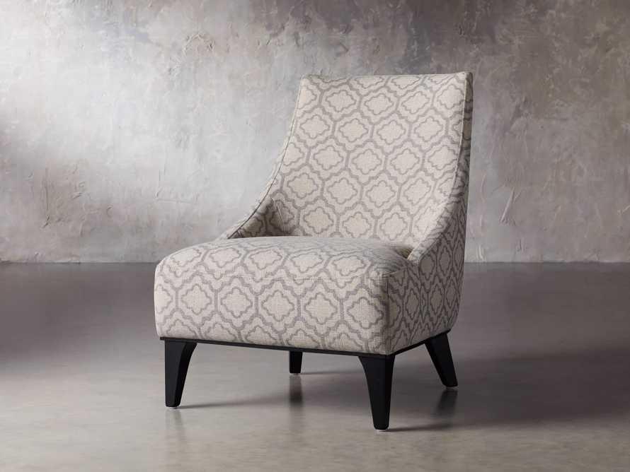 """Georgina Upholstered 28"""" Chair, slide 2 of 10"""