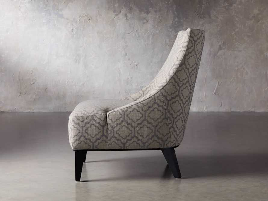"""Georgina Upholstered 28"""" Chair, slide 3 of 10"""