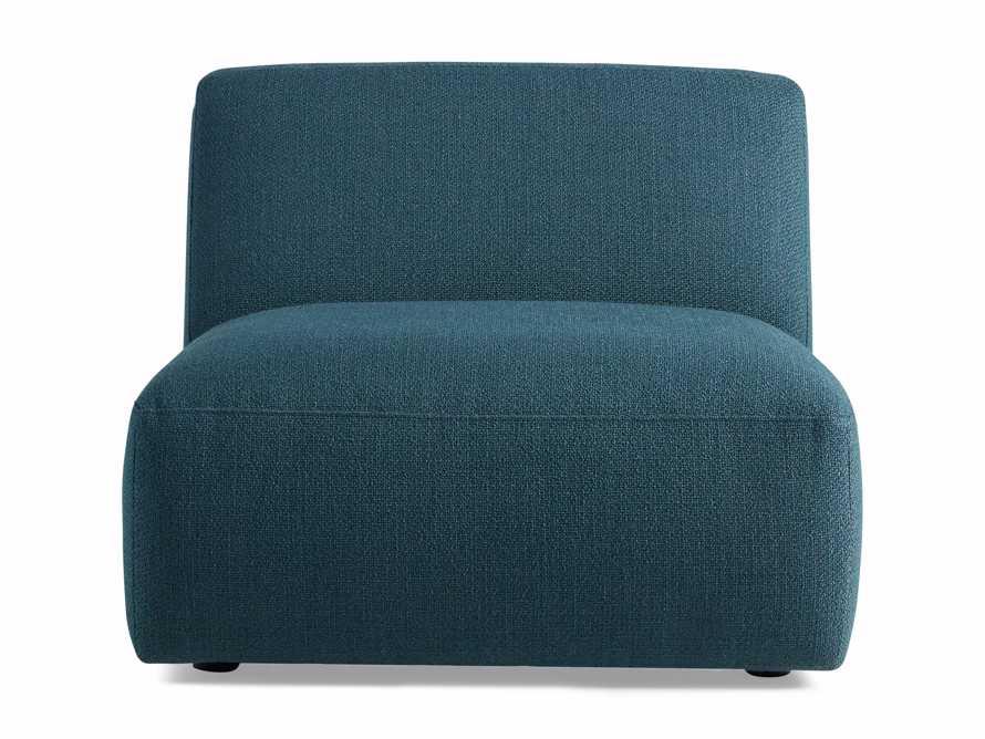"Cooper Upholstered 36"" Armless Chair, slide 1 of 2"
