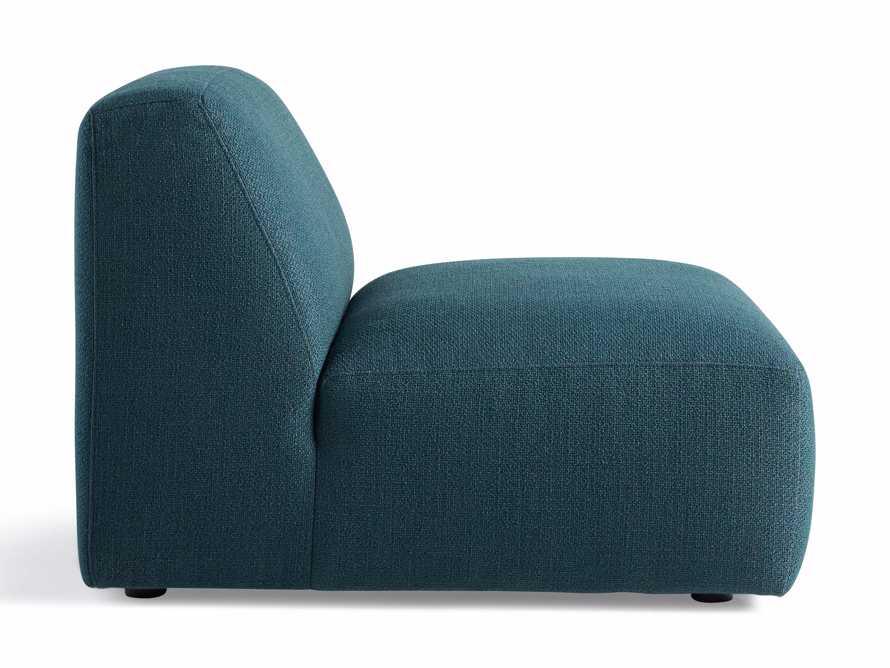 "Cooper Upholstered 36"" Armless Chair, slide 2 of 2"