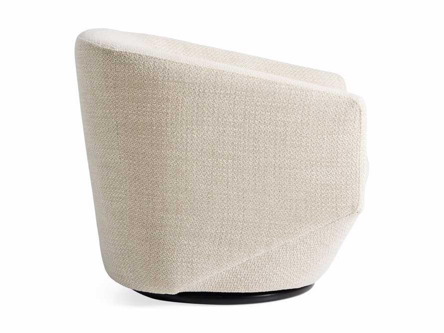 """Pelton Upholstered 31"""" Swivel Chair, slide 11 of 11"""