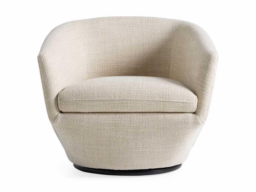 """Pelton Upholstered 31"""" Swivel Chair, slide 10 of 11"""