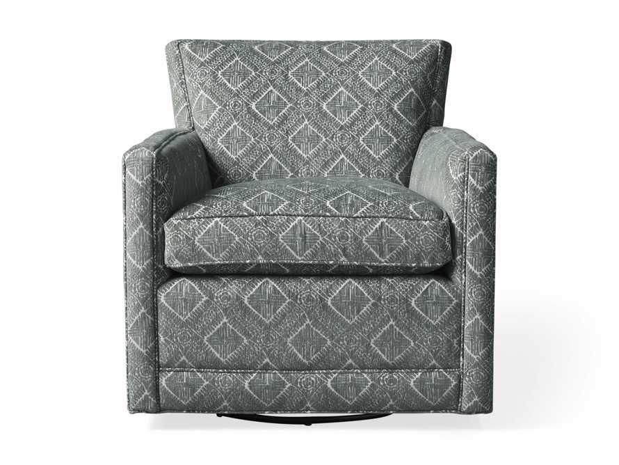 """Rudy Upholstered 31"""" Swivel Chair, slide 7 of 8"""
