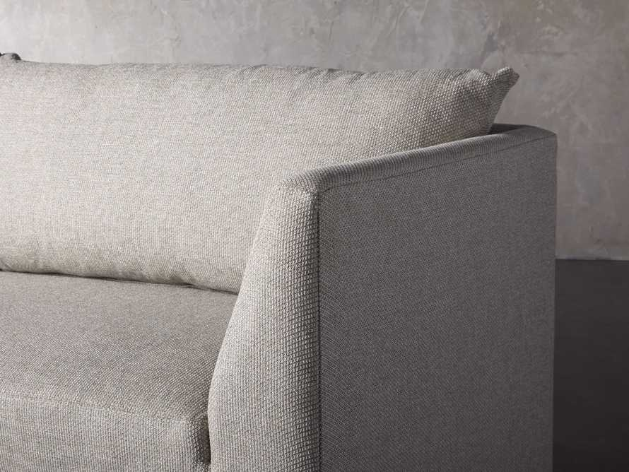 "Pavo Upholstered 93"" Queen Trundle Sofa, slide 10 of 12"