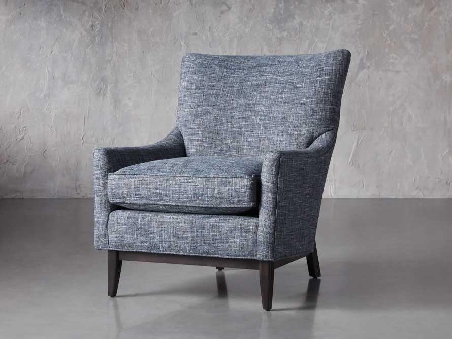 """Bingham Upholstered 30"""" Chair, slide 3 of 9"""