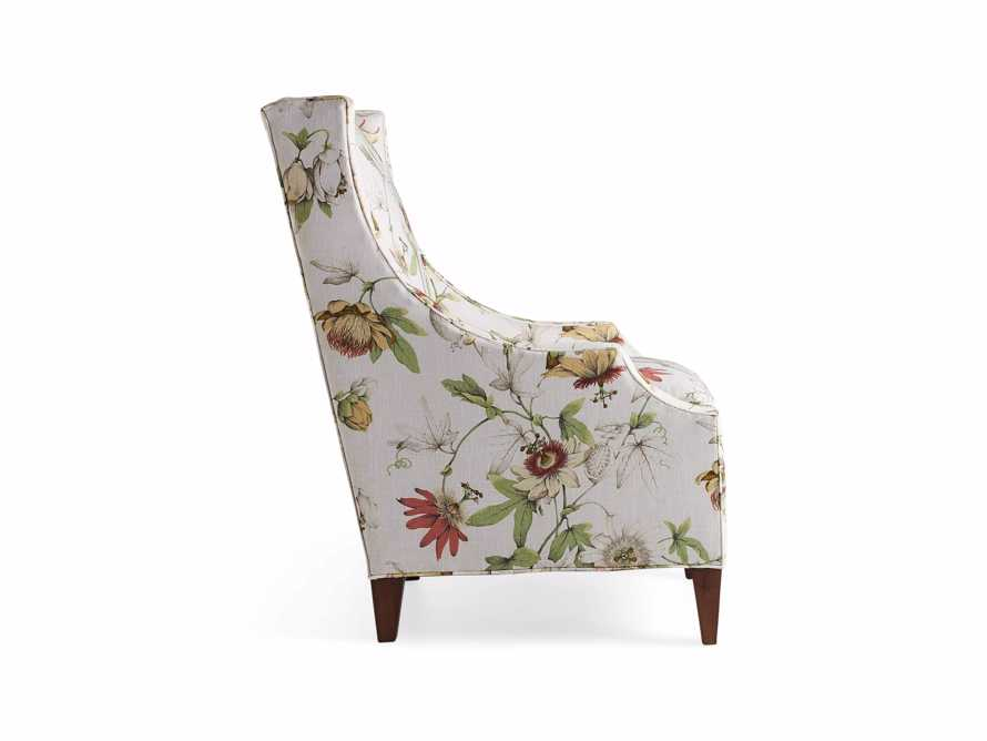 """Plazza Upholstered 28"""" Chair"""