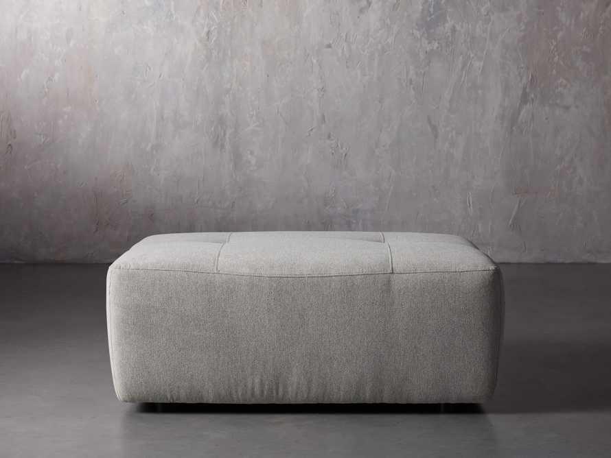 """Madden Upholstered 48"""" Ottoman, slide 1 of 8"""