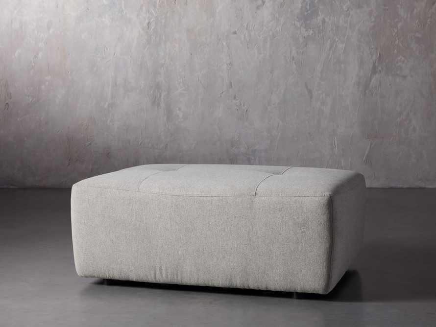 """Madden Upholstered 48"""" Ottoman, slide 2 of 8"""