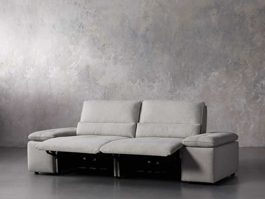 "Madden Upholstered 100"" Motion Sofa, slide 4 of 12"