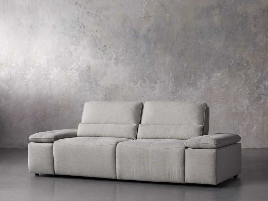 "Madden Upholstered 100"" Motion Sofa, slide 5 of 12"