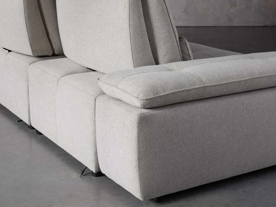 """Madden Upholstered 100"""" Motion Sofa"""