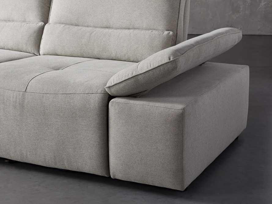 """Madden Upholstered 100"""" Motion Sofa, slide 9 of 12"""