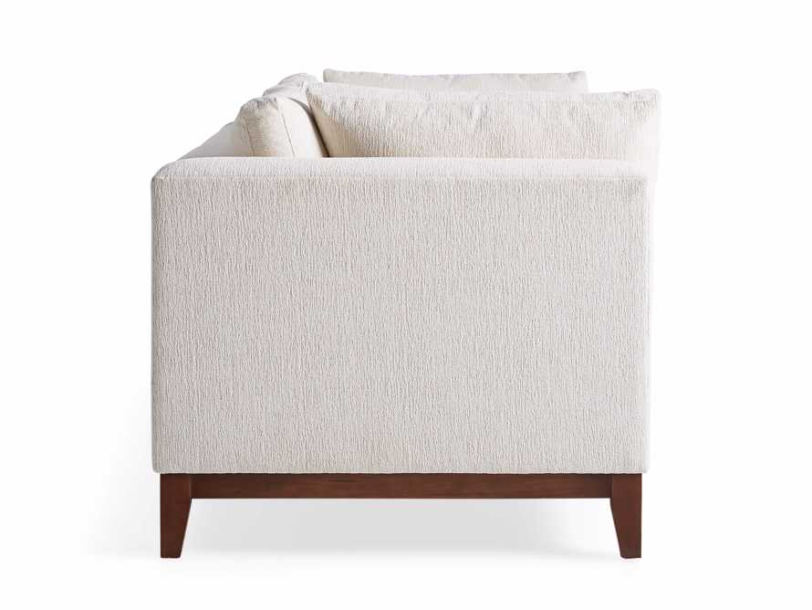 """Bryden Upholstered 90"""" Sofa in Tania Cashmere"""