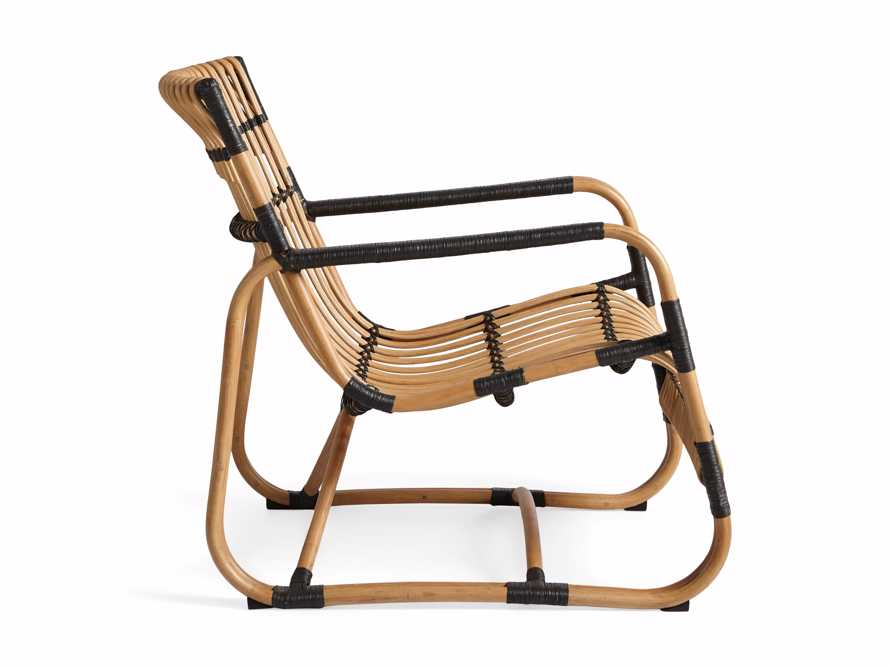 "Malay 27"" Rattan Chair"