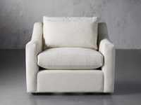 """Ashby Upholstered 39"""" Chair"""