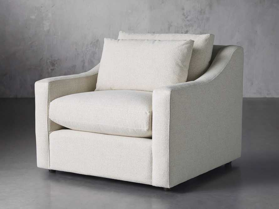 "Ashby Upholstered 39"" Chair, slide 2 of 7"