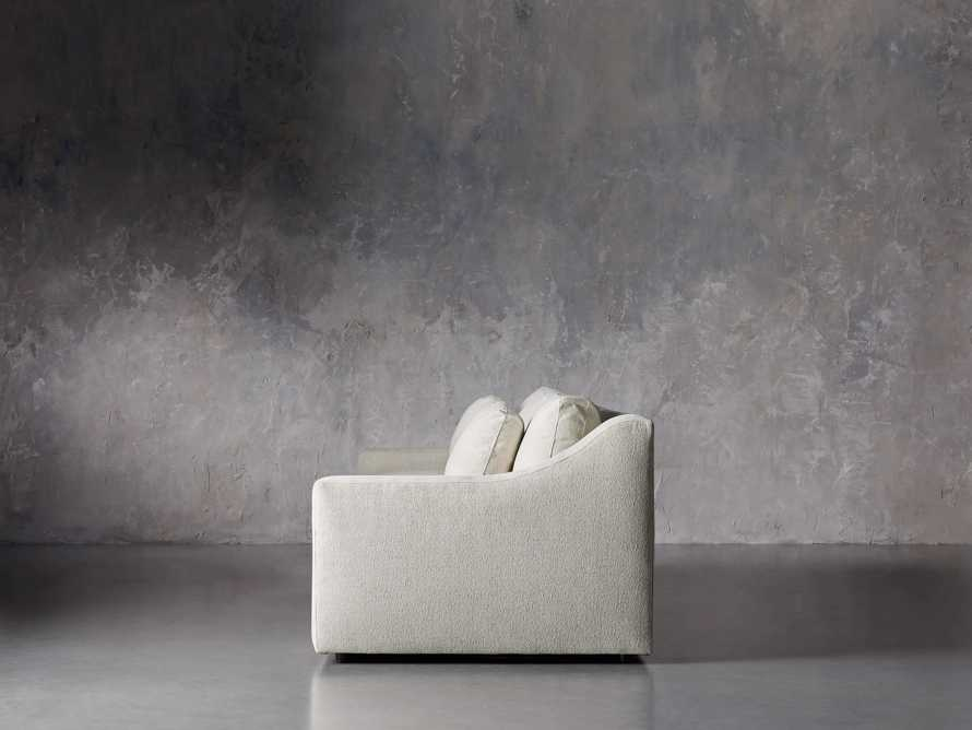 "Ashby Upholstered 106"" Sofa in Cushing Frost, slide 4 of 11"