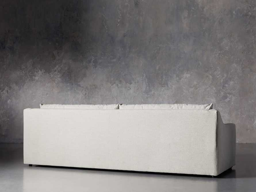 "Ashby Upholstered 106"" Sofa in Cushing Frost, slide 5 of 11"