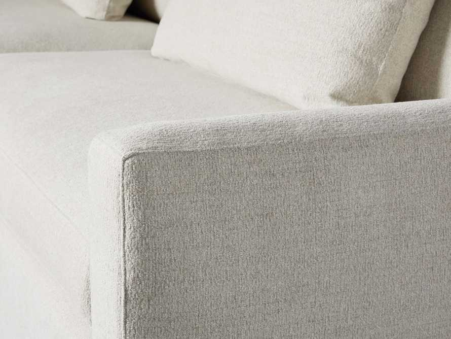 "Ashby Upholstered 106"" Sofa in Cushing Frost, slide 6 of 11"