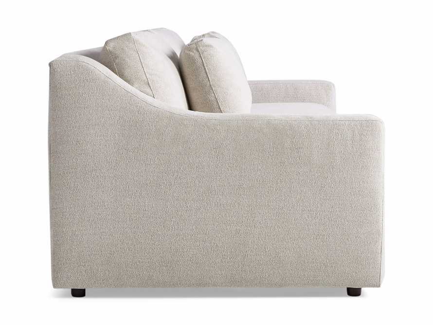 "Ashby Upholstered 106"" Sofa in Cushing Frost, slide 11 of 11"