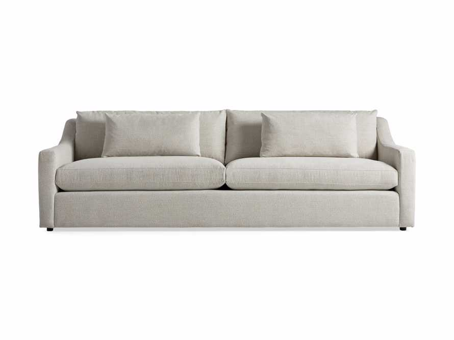 "Ashby Upholstered 106"" Sofa in Cushing Frost, slide 10 of 11"