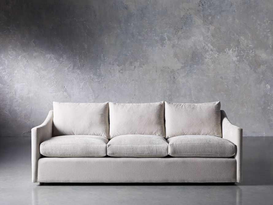 """Branson Upholstered 84"""" Sofa, slide 2 of 10"""