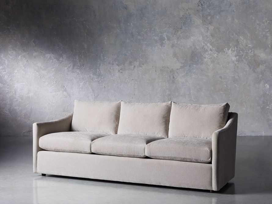 """Branson Upholstered 84"""" Sofa, slide 3 of 10"""