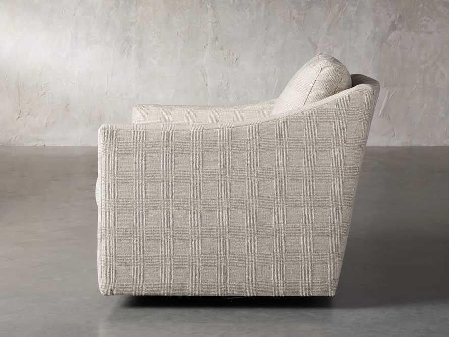 """Branson Upholstered 31"""" Swivel Chair, slide 3 of 10"""