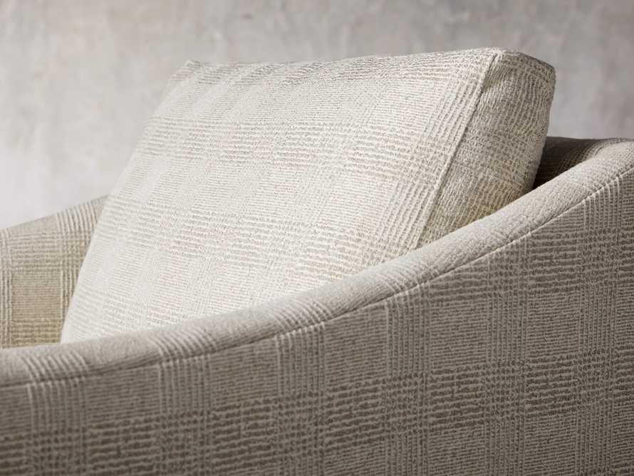 """Branson Upholstered 31"""" Swivel Chair, slide 5 of 10"""
