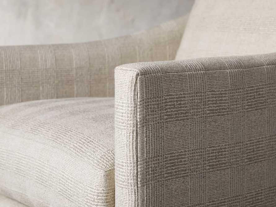 """Branson Upholstered 31"""" Swivel Chair, slide 6 of 10"""