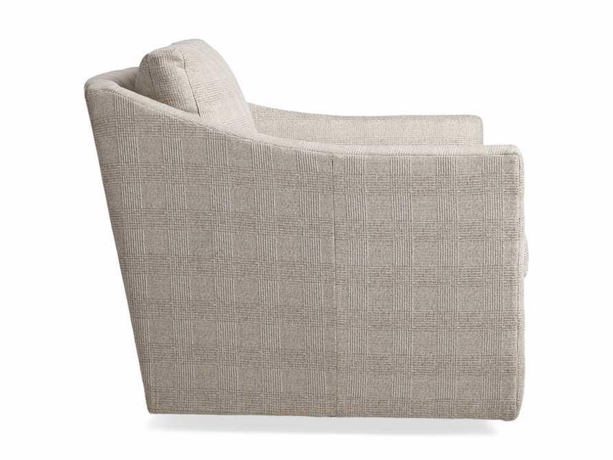 """Branson Upholstered 31"""" Swivel Chair, slide 10 of 10"""